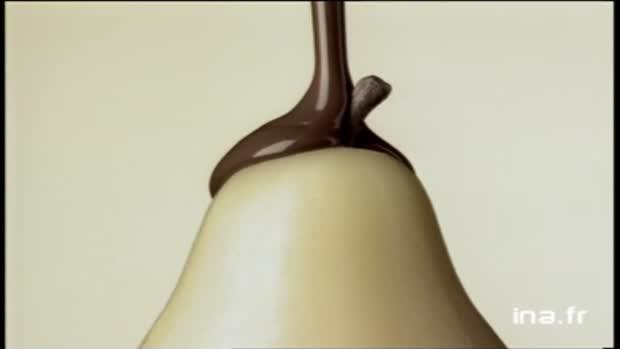 poire chocolat nestlé