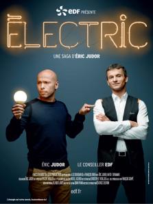 Affiche Saga Electric EDF