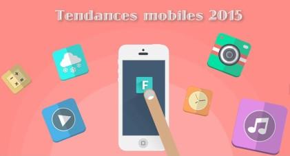 Tendances mobile 2015