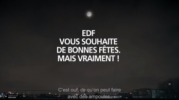 Voeux electric edf
