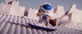 Surf lego Superbowl 2015