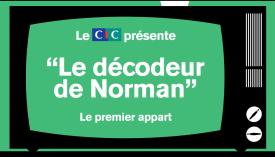 Ecran Télé Flat Design