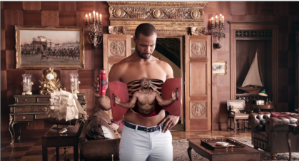 Terry Crews Isaiah Mustafa