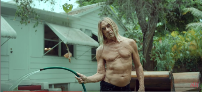 H&M Close The Loop Iggy Pop