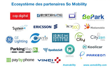 Partenaires So Mobility