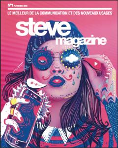 Steve Mag Couv