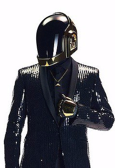 Daft Punk masque