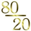 pareto 80 20